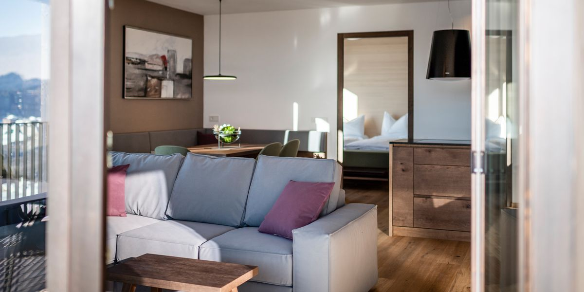 Luxus Apartments in Südtirol | Panorama Living Dolomites